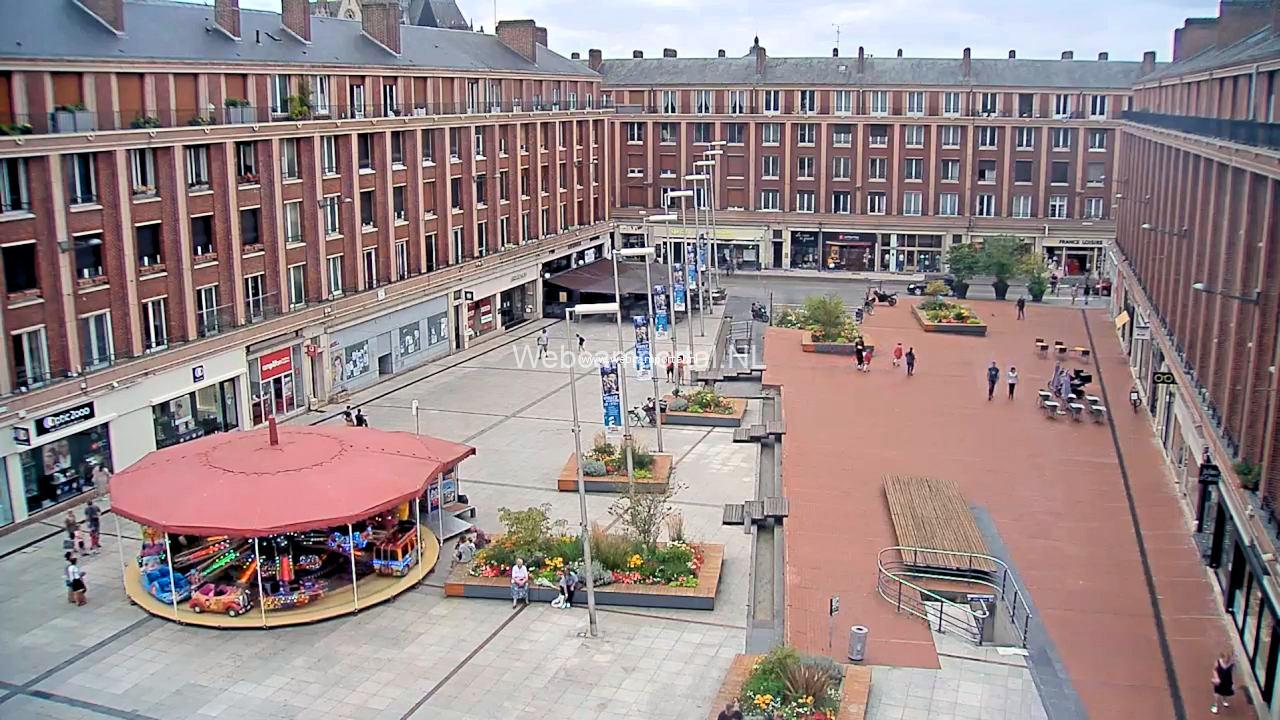 Webcams Frankrijk