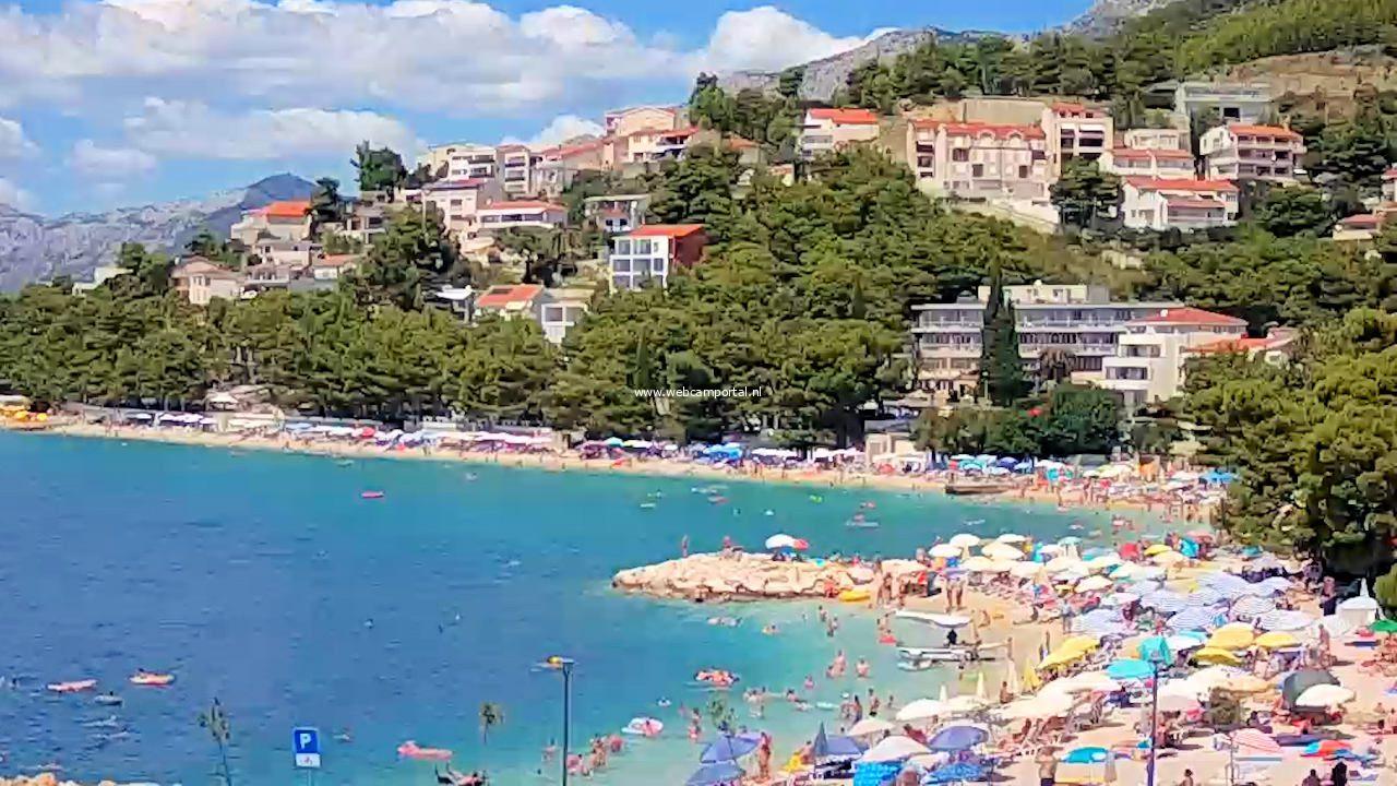 Webcams Kroatië