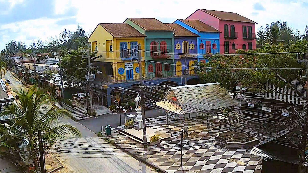 Webcam Thailand
