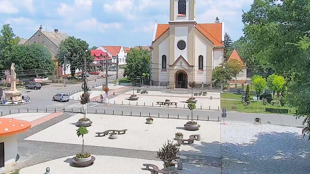 Webcams Roemenië