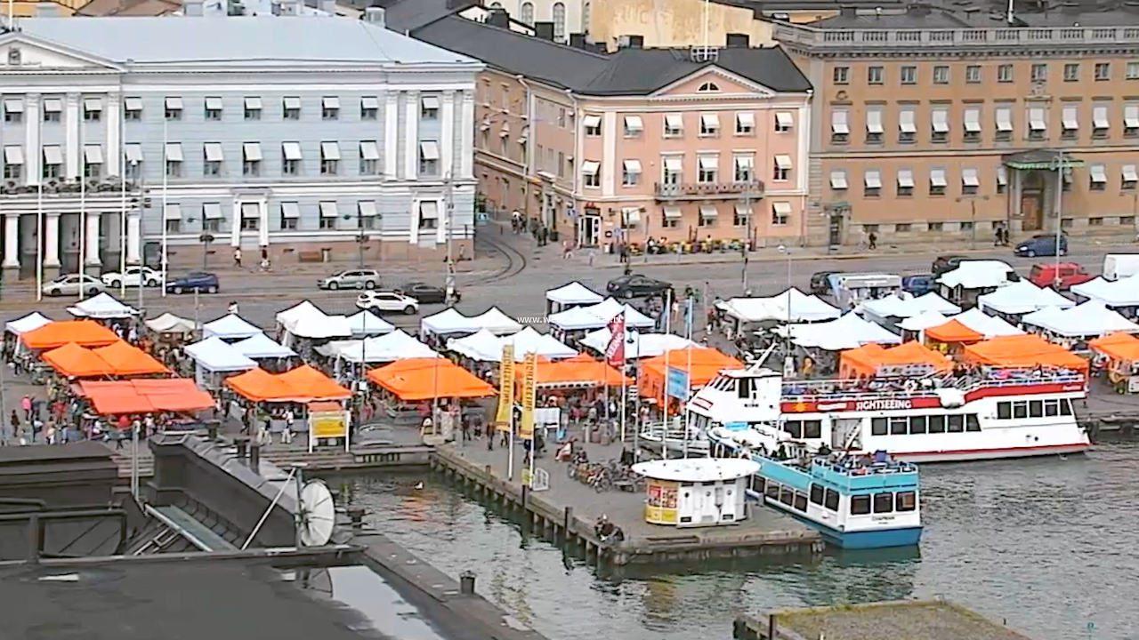 Webcams Finland