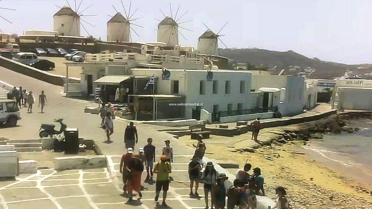 Webcams Griekenland
