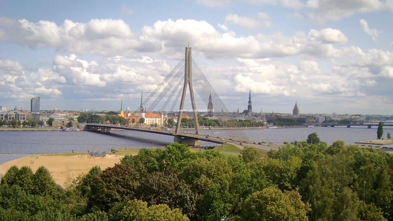 Webcams Letland
