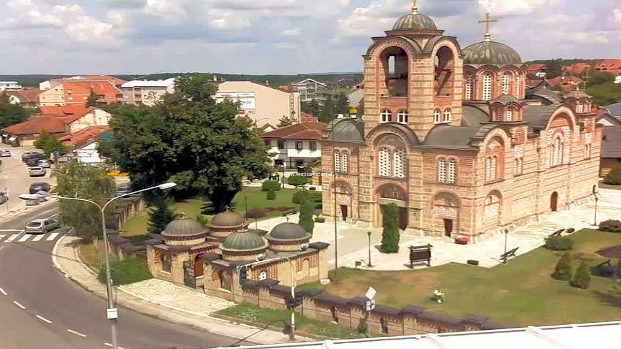Webcams Servië