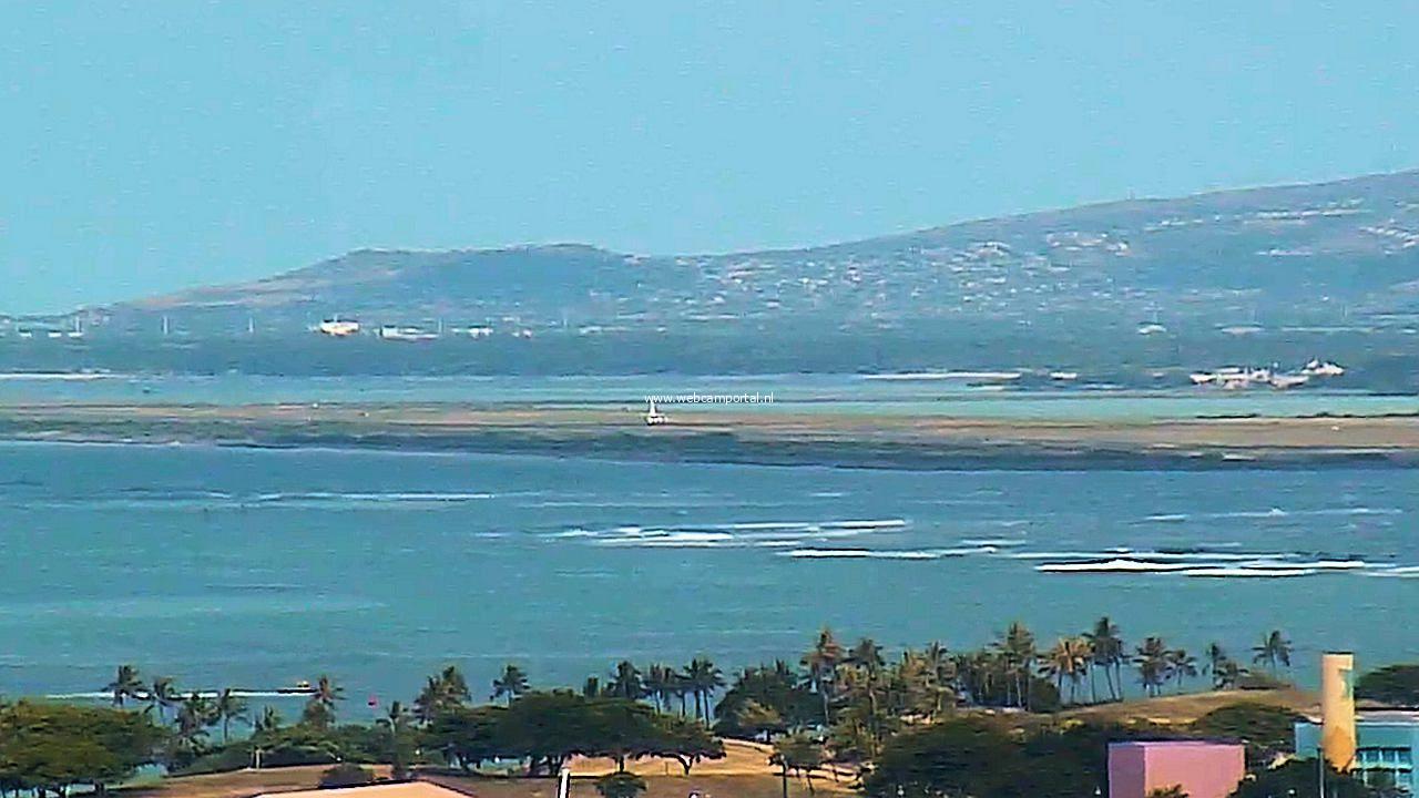 Webcams Hawaï