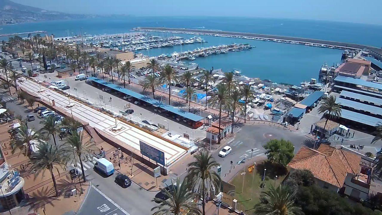 Webcams Spanje